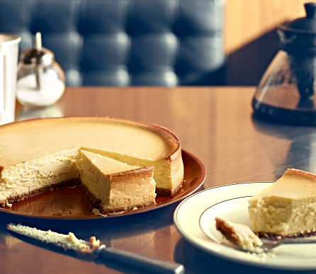 New York Style Diner Series - NY Cheesecake