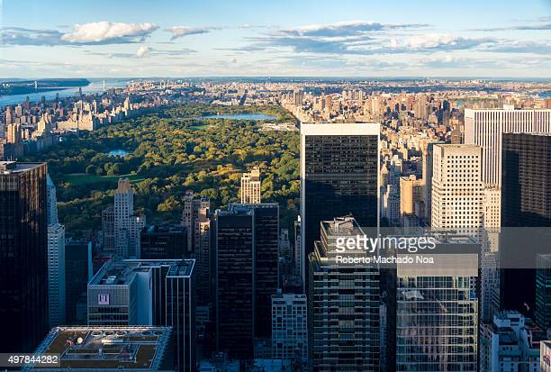 New York tours and attractions City view from the Rock observation center is breathtaking New York has architecturally significant buildings in a...