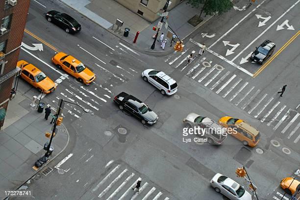 Tráfico en Nueva York # 1