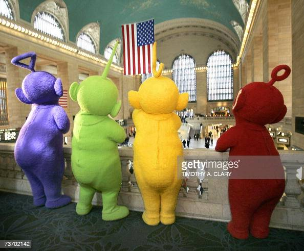 Teletubbies Foto E Immagini Stock Getty Images