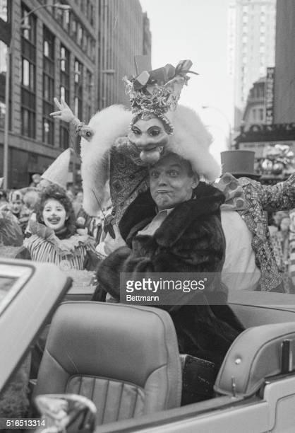 wayland and madame puppet