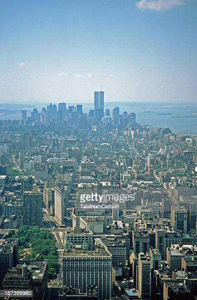 New York - View To The WTC