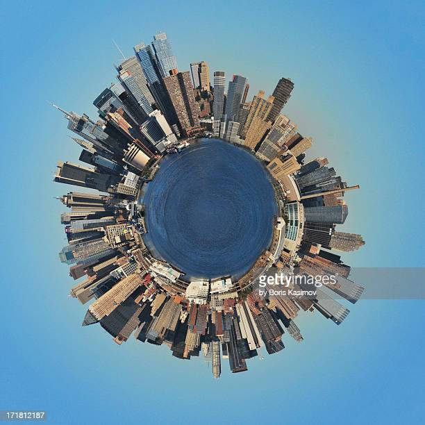 New York 'World' of mine