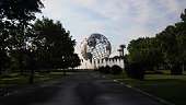 New York World's Fair Unisphere