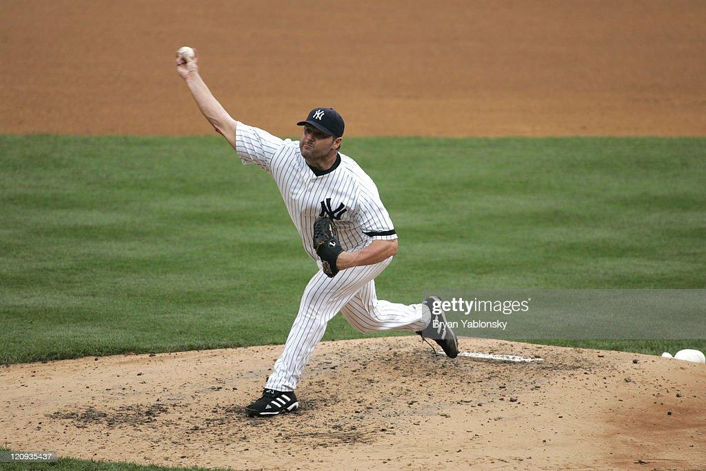 Pittsburgh Pirates vs New York Yankees - June 9, 2007