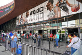Barclays Center and Food Bank For New York City Host...