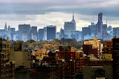 New York's Manhattan Skyline