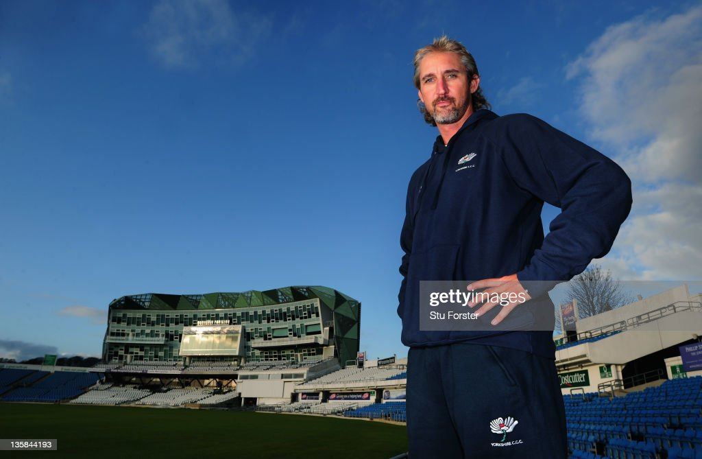 In Profile: Jason Gillespie Yorkshire
