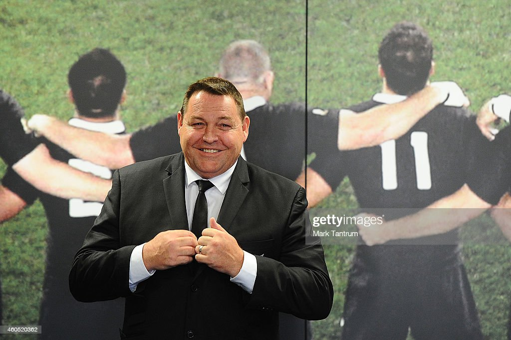 New Zealand Rugby Press Conference