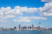 New Zealand, Auckland, Skyline, City Center, Central Business District