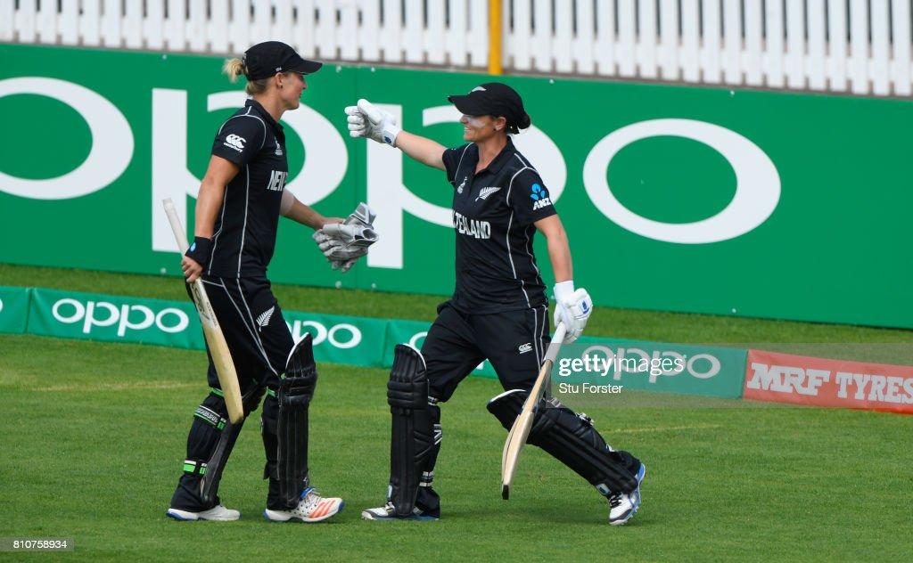 New Zealand v Pakistan - ICC Women's World Cup 2017