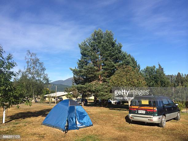 New Zealand Camping Te Anau