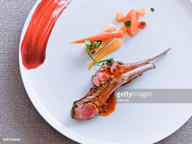 New Zealand grass fed lamb