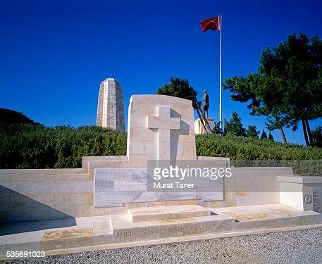 New Zealand Memorial At Chunuk Bair Stock Photo  Getty Images