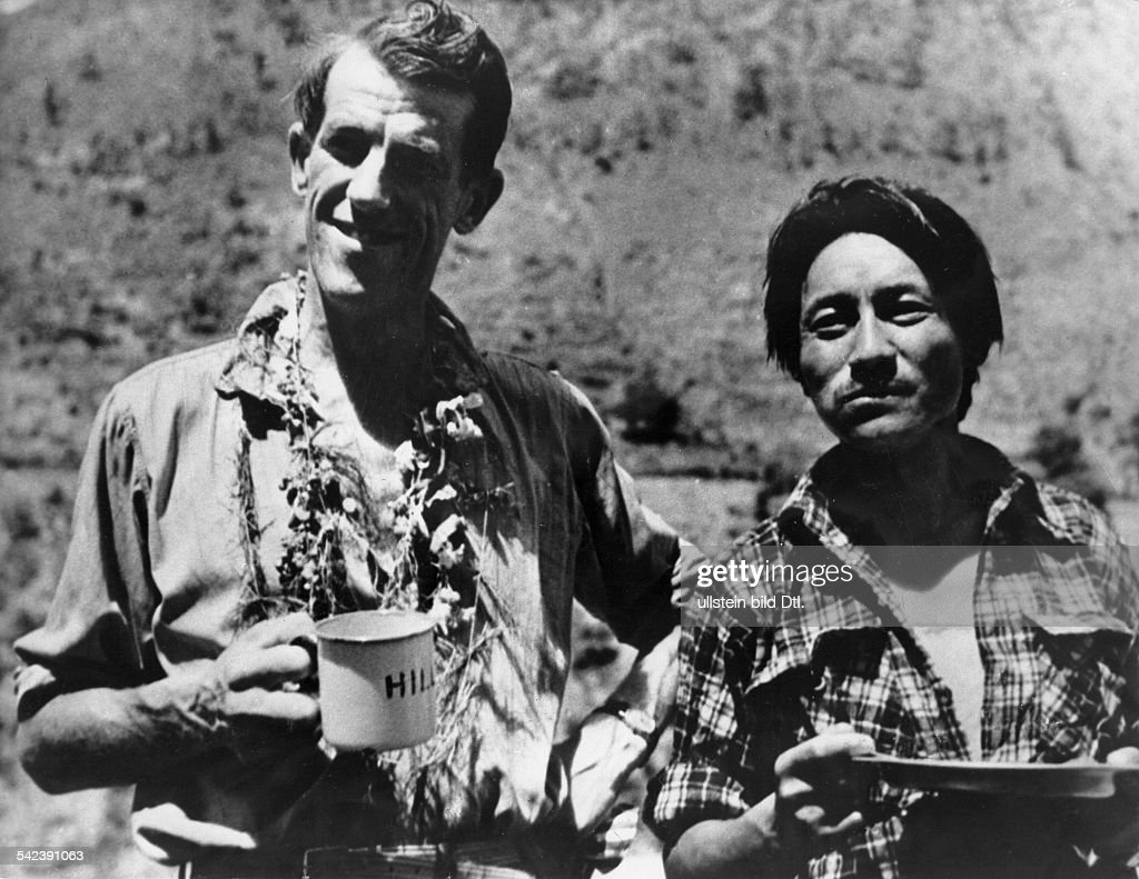 sir edmund hillary Sir edmund hillary was born in 1919 and grew up in auckland, new zealand it was in new zealand that he became interested in mountain climbing.