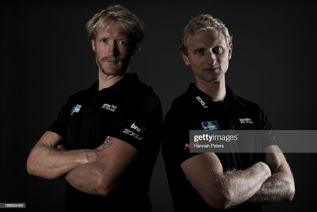 New Zealand Rowing Portraits