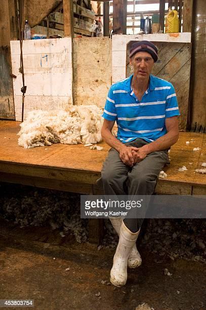New Zealand South Island Marlborough Sounds Shand Family Homestaed Sheep Farmer