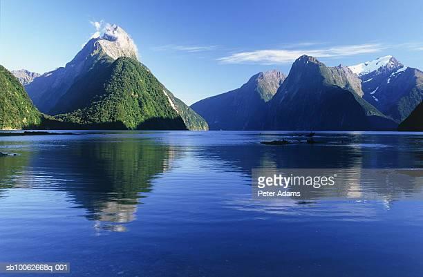 New Zealand, South Island, Milford Sound