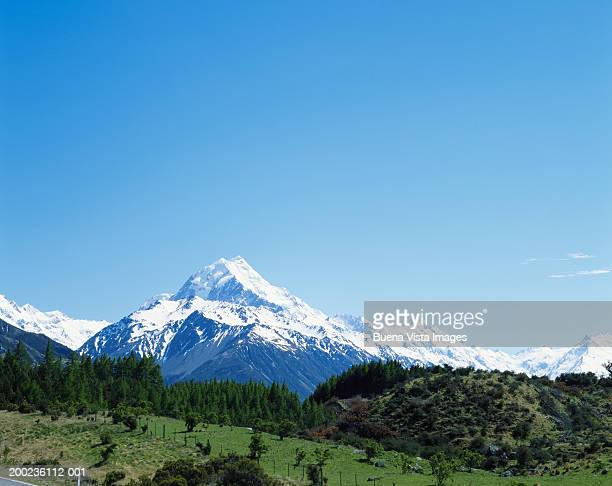 New Zealand, South Island, Mount Cook