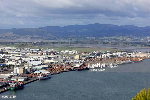 New Zealand: Tauranga - The Bay of Plenty