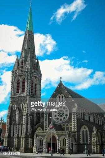 New Zealand's Cities & Landmarks : Stock Photo