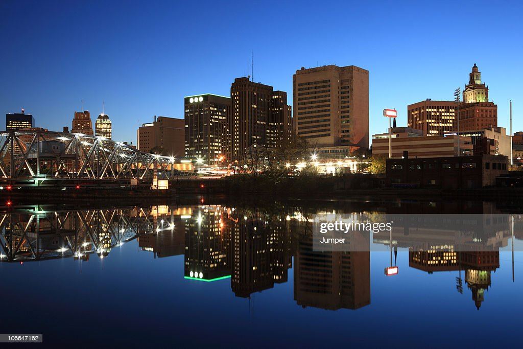 Newark, New Jersey : Stock Photo