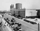 Newark's Pennsylvania Railroad Station