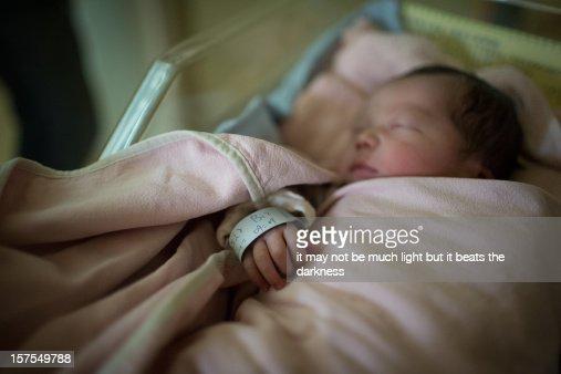 Newborn Baby : Stock Photo