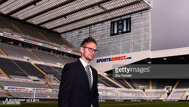 Newcastle player Siem de Jong arrives at the ground before the Barclays Premier League match between Newcastle United at AFC Bournemouth at St James'...
