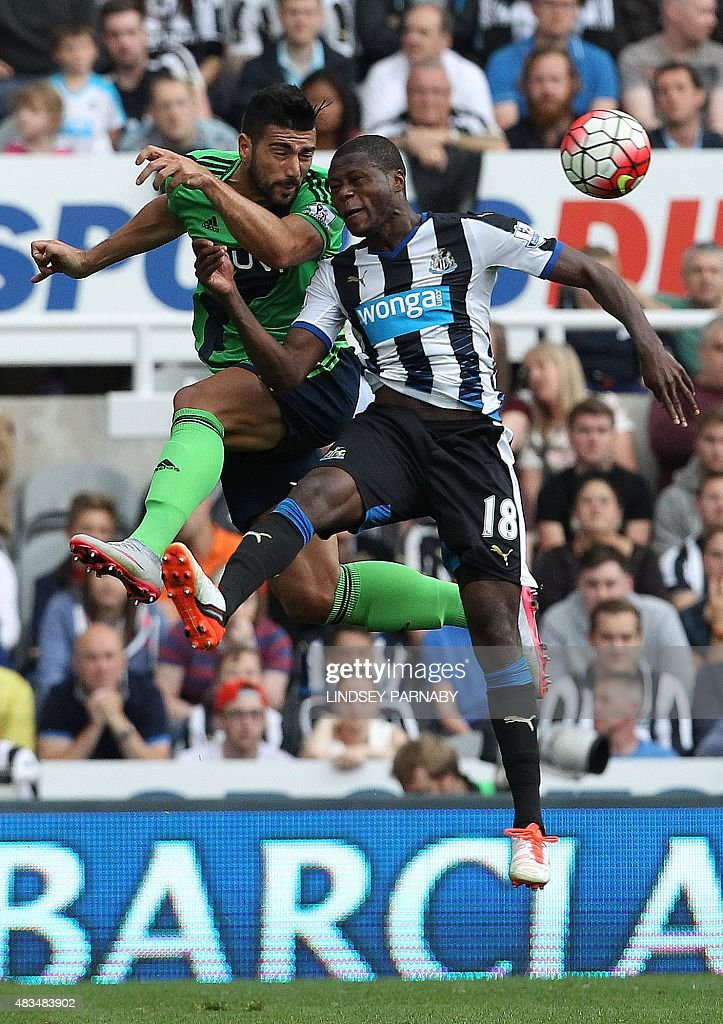 newcastle united v southampton premier league getty images