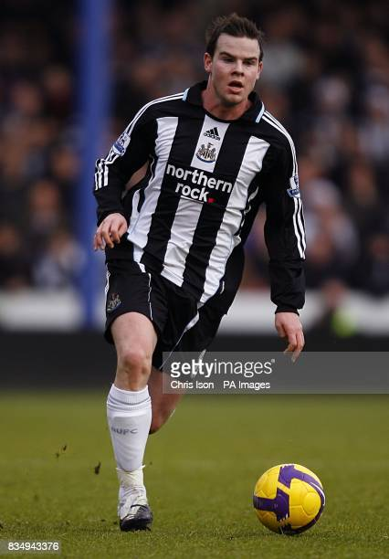Newcastle United's Danny Guthrie