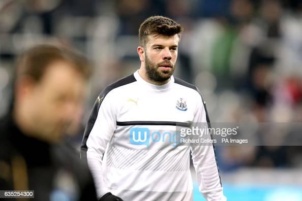 Newcastle United's Grant Hanley