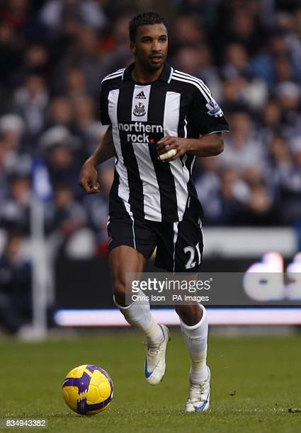 Newcastle United's Habib Beye