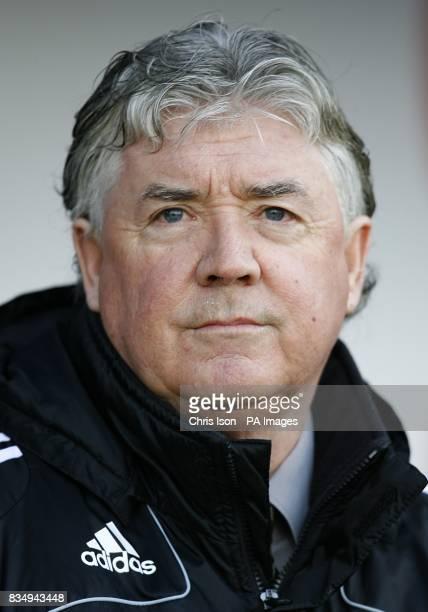 Newcastle United's Joe Kinnear
