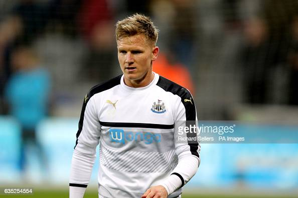 Newcastle United's Matt Ritchie
