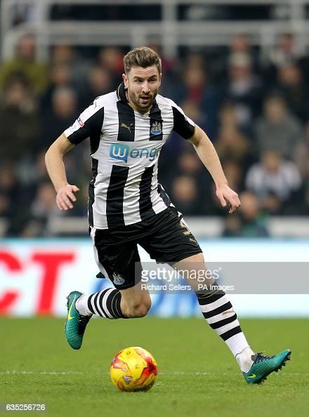 Newcastle United's Paul Dummett