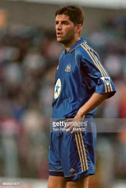 Newcastle United's Philippe Albert