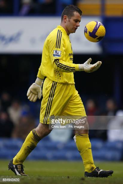 Newcastle United's Shay Given