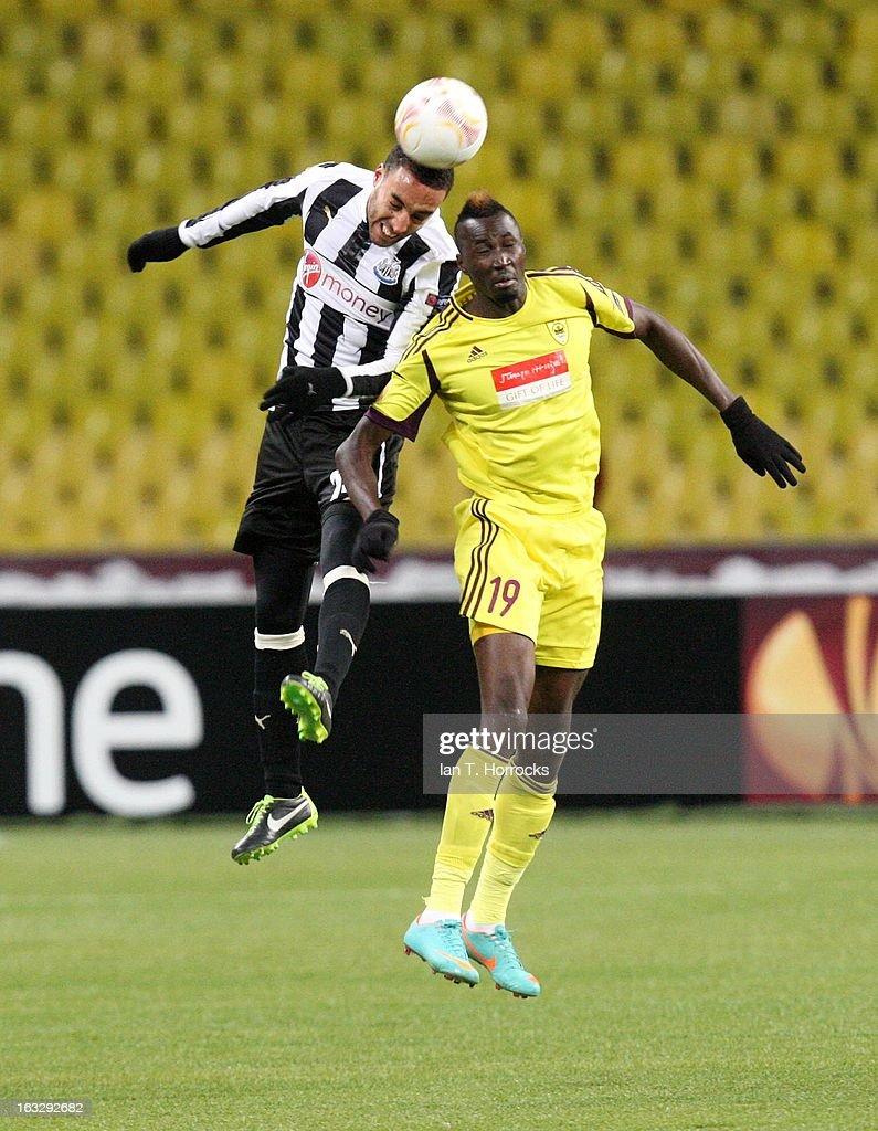 FC Anji Makhachkala v Newcastle United - UEFA Europa League Round of 16