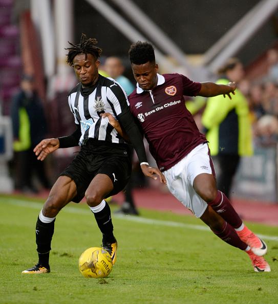 Hearts v Newcastle - Pre Season Friendly : News Photo
