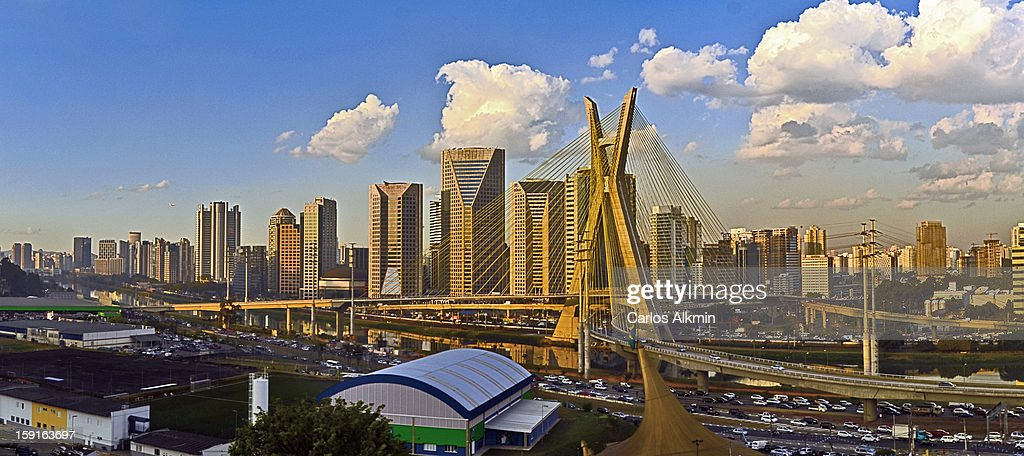 Newest Sao Paulo Corporate Skyline