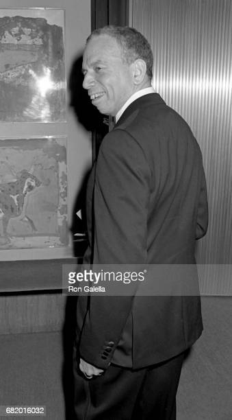 I Newhouse attends 10th Annual Council of Fashion Designers of America Awards on February 25 1991 at the Museum of Modern Art in New York City