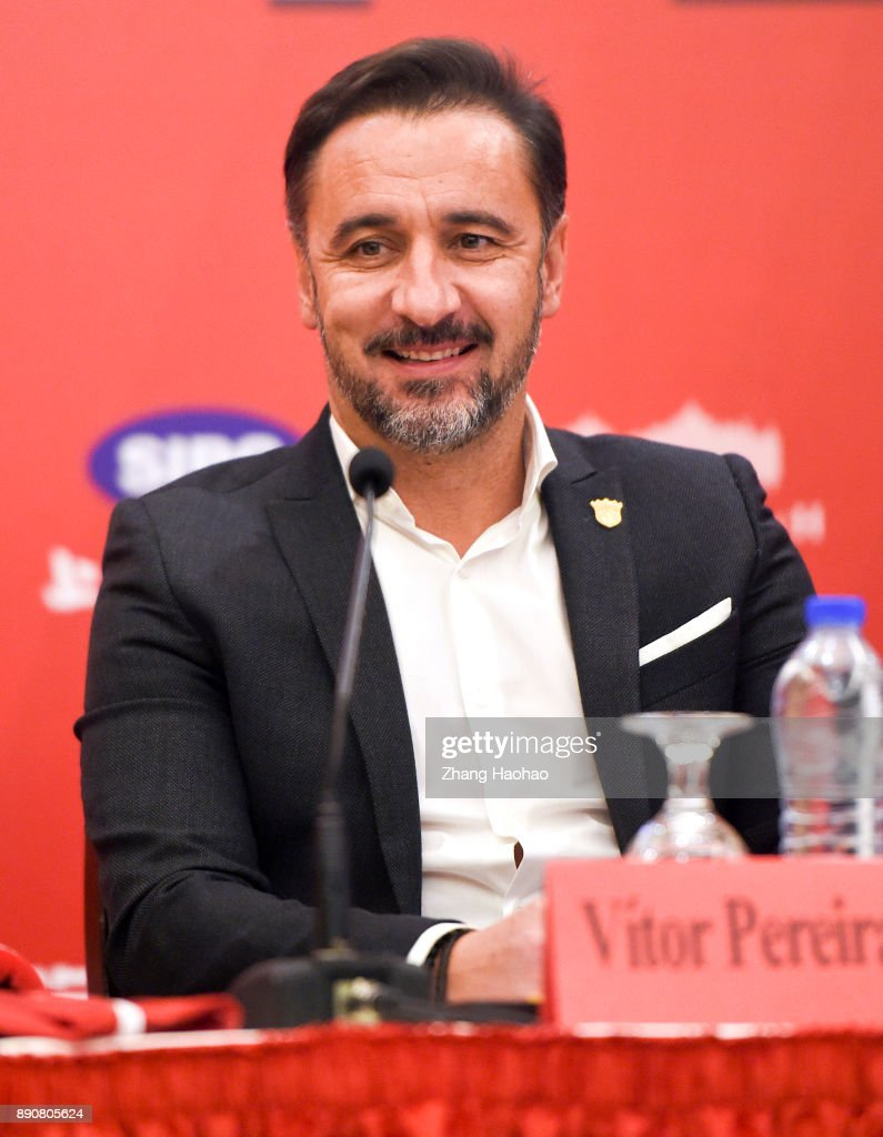 Vitor Pereira Appointed As New Coach Of Shanghai SIPG