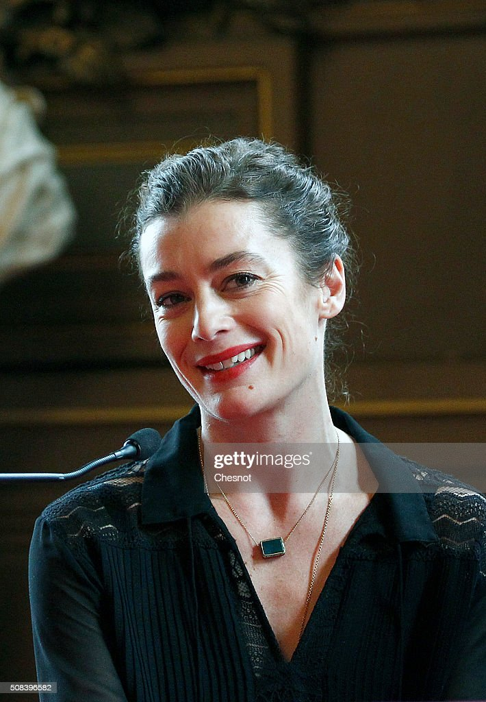 Newly appointed Dance Director of the Paris Opera <a gi-track='captionPersonalityLinkClicked' href=/galleries/search?phrase=Aurelie+Dupont&family=editorial&specificpeople=2903830 ng-click='$event.stopPropagation()'>Aurelie Dupont</a> attends a press conference at the Opera Garnier on February 04, 2016 in Paris, France. Choreographer Benjamin Millepied said he was quitting the Paris Opera Ballet after little more than a year in the role 'for personal reasons'. Former French ballet dancer <a gi-track='captionPersonalityLinkClicked' href=/galleries/search?phrase=Aurelie+Dupont&family=editorial&specificpeople=2903830 ng-click='$event.stopPropagation()'>Aurelie Dupont</a> will replace him. Former French ballet dancer <a gi-track='captionPersonalityLinkClicked' href=/galleries/search?phrase=Aurelie+Dupont&family=editorial&specificpeople=2903830 ng-click='$event.stopPropagation()'>Aurelie Dupont</a> will replace him.