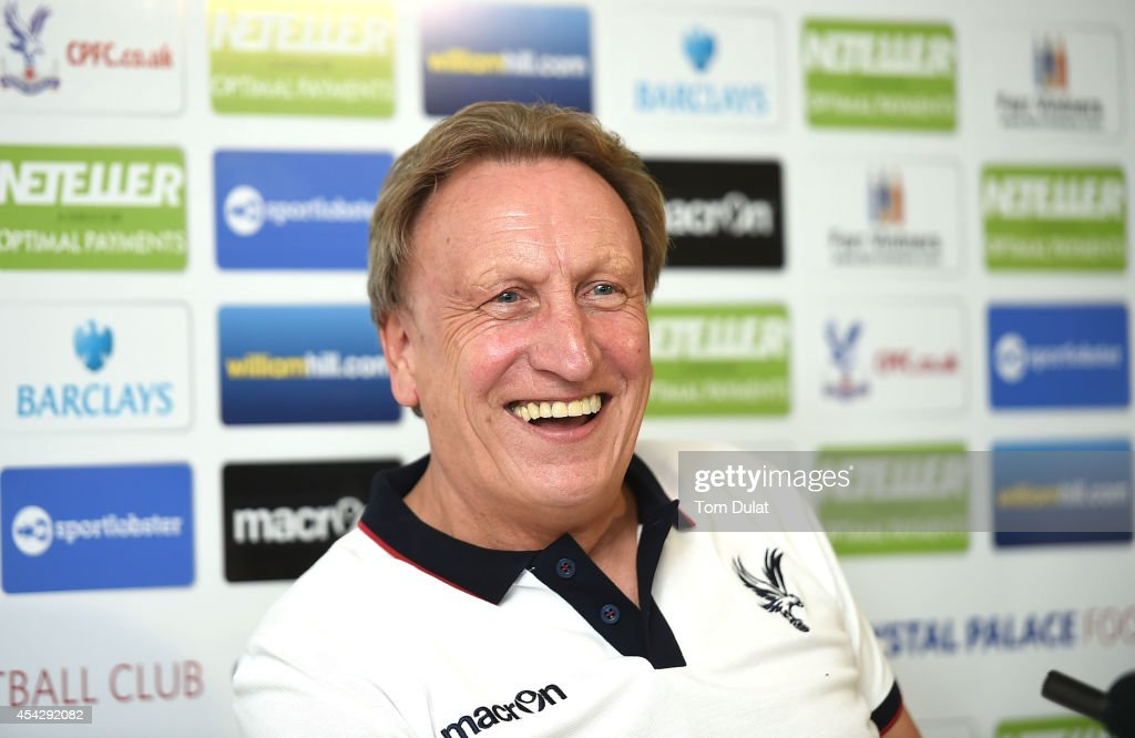 Neil Warnock Unveiled As New Crystal Palace Manager