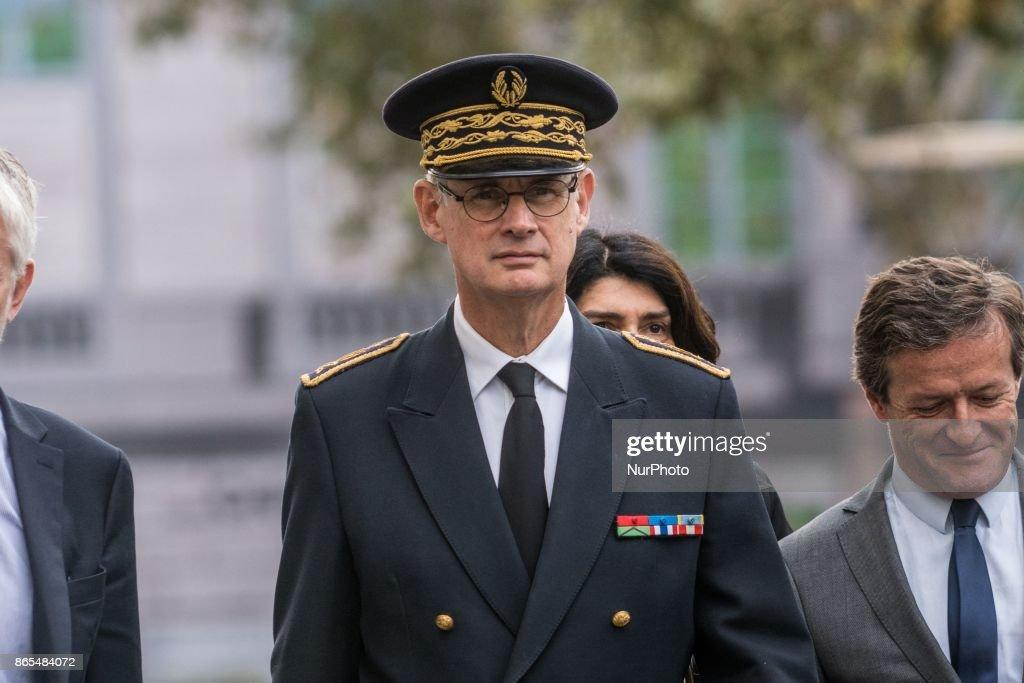 Prefect of Auvergne-Rhone-Alpes Stephane Bouillon