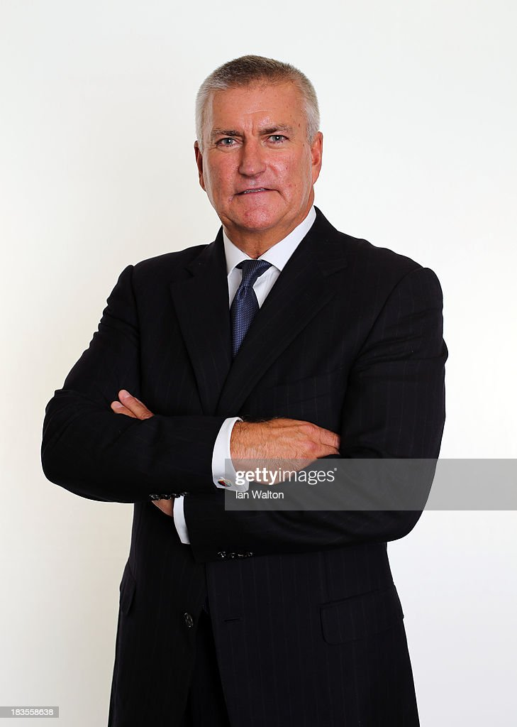 Newly confirmed BOA Chief Executive Officer Bill Sweeney poses in October in London, England.