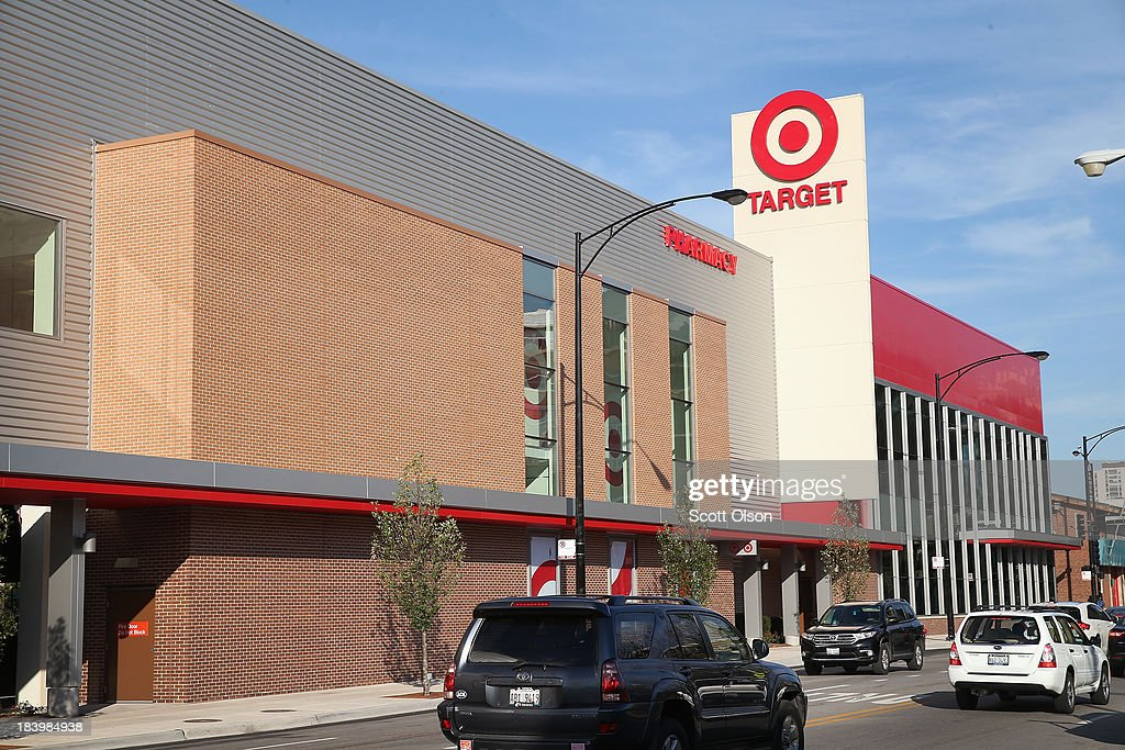 A newly-opened Target store built on land where the notorious Cabrini-Green housing project once stood is shown on October 10, 2013 in Chicago, Illinois. The last of the Cabrini-Green high-rise homes were demolished two years ago. The housing project has been replaced with townhomes and retail shops, with some of the property being left vacant.