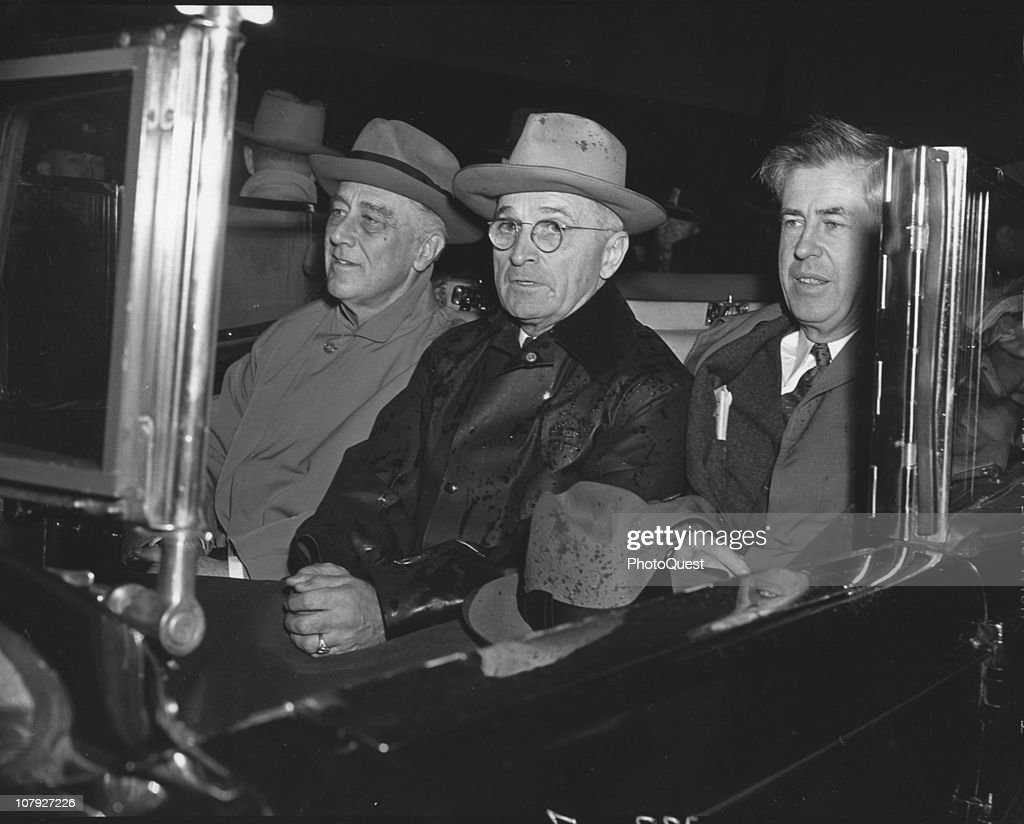 70 Years Since Roosevelt Elected To Fourth Term