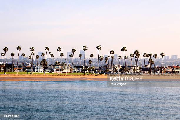Newport Beach California Coastline